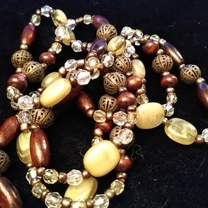 Women's costume jewelry